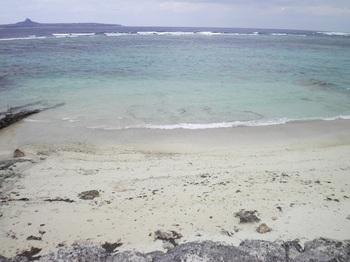 美ら海水族館の白砂 2.jpg